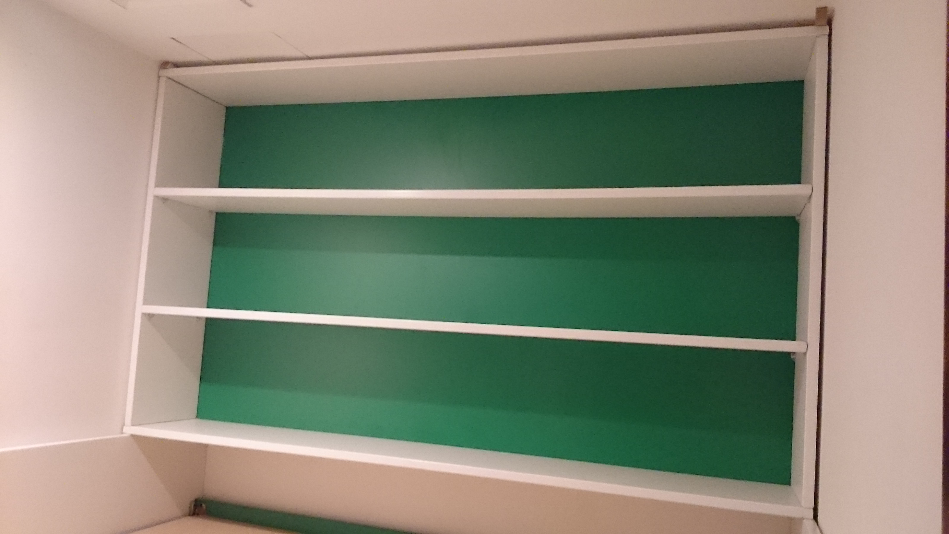 Bunk Bed Green And White Affordable Wall Beds